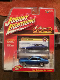 Johnny Lightning Classic Gold Colection