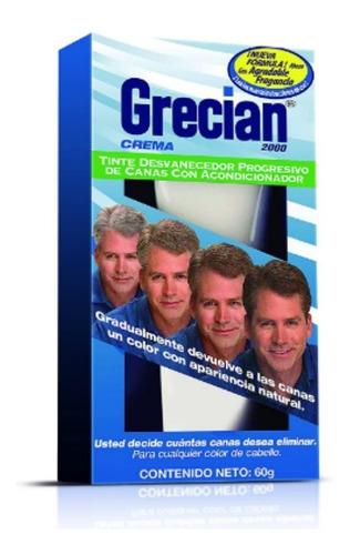 Desvanecedor De Canas Grecian 2000 Tinte Colorante Crema 60g