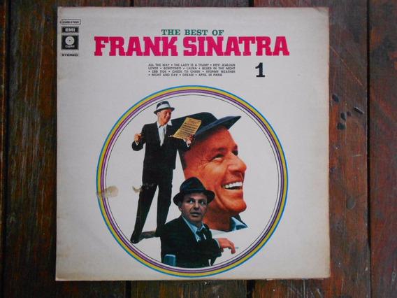 The Best Of Frank Sinatra Vol 1 Lp Vinilo Italy