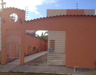 Casa Com 2 Dormitórios Para Alugar Por R$ 950/mês - Farolândia - Aracaju/se - Ca0323