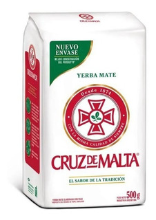 Yerba Cruz Malta 500 Grs.
