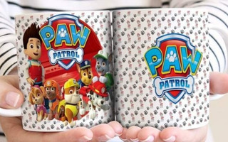 Pack Pawpatrol Para Sublimacion Hace Tu Diseñó