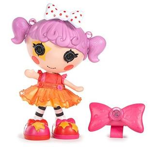 Lalaloopsy Dance With Me Doll Interactivo Peanut Big Top