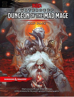 Dungeons & Dragons Waterdeep: Dungeon Of The Mad Mage M
