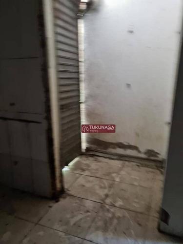 Galpão Para Alugar, 1200 M² Por R$ 16.000,00/mês - Vila Galvão - Guarulhos/sp - Ga0141