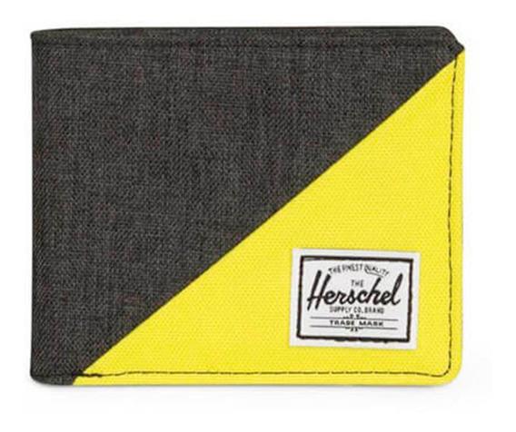 Billetera Herschel Roy Rfid -10363-02102-os- Trip Store