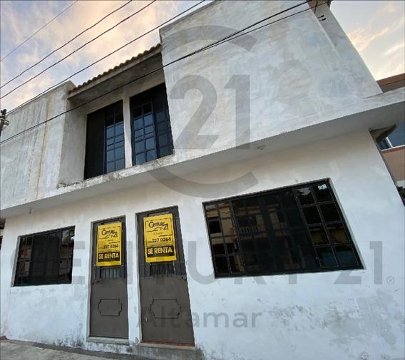 Renta De 2 Casas Para Oficinas, Col. Nuevo Progreso, Tampico, Tamps.
