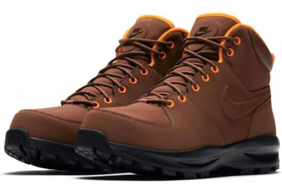 Botas Nike Manoa Leather Brown