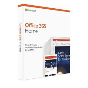 Microsoft Office 365 Home 6 Usuários