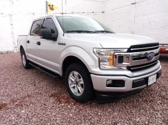 Ford Lobo 5.0l Doble Cabina Xlt V8 4x2 At 2018