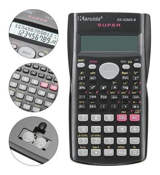Calculadora Cientifica Karuida Kk-82ms-d