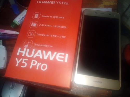Celular Huawi 5y Para Piezas