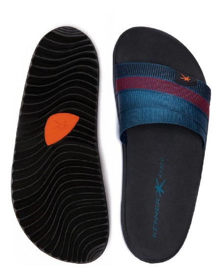 Chinelo Kenner Masculino Original Rhaco S-on Hold Double