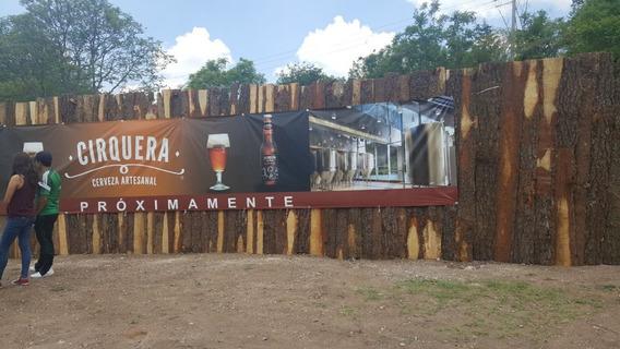 Oferta Terrenos Con Casa Club En Lugar Tranquilo