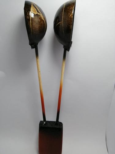 Imagen 1 de 4 de Cucharas Instrumento Musical