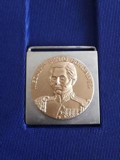 Medalha General Bento Gonçalves Rio Grande Do Sul Eberle