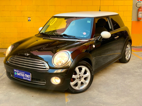 Mini Cooper 1.6 2010 Mecânico Manual Metro Vila Prudente