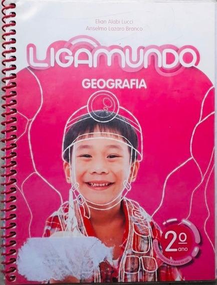 Livro De Geografia: Ligamundo - 2° Ano