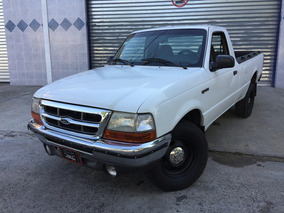 Ford Ranger 2.5 Xl 4x4 Permuto+financio+no+toyota+ford