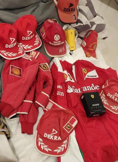 Gorras Ferrari F1 Team Formula One Dekra Deportiva Nueva