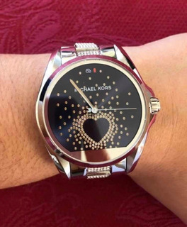 Relógio Smartwatch Michael Kors Swarovski Mkt5000