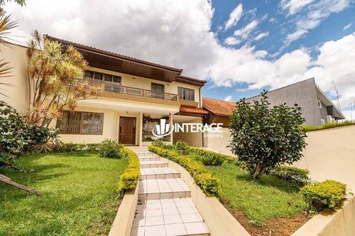 Sobrado Com 4 Dormitórios À Venda, 253 M² Por R$ 1.350.000,00 - Pilarzinho - Curitiba/pr - So0267
