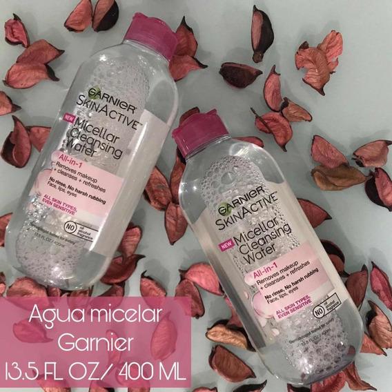 Garnier Agua Micelar 400 Ml