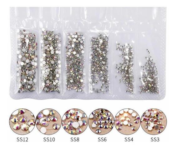 Cristales De Swarovski Para Uñas # Surtidos