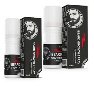 2 Lociones De Crecimiento Para Barba, Barberia