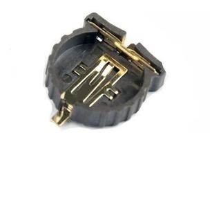 Zocalo/portapila P/ Pila Rosh Cr1220 Cr1225 3v Socket 30539
