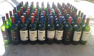 Botellones De Vino Litro Y Medio Vacios (reciclados)