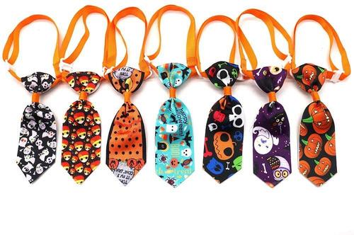 Pcs  Pack Gato Corbatas Para Halloween Otoño  Otoño C...