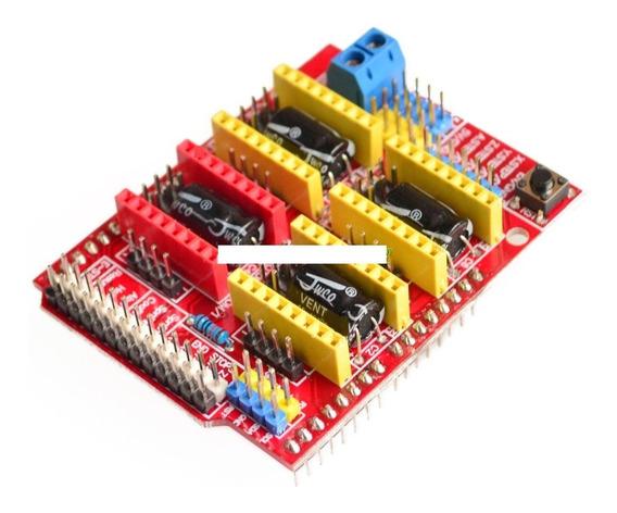 Cnc Shield, Arduino, Drive A4988