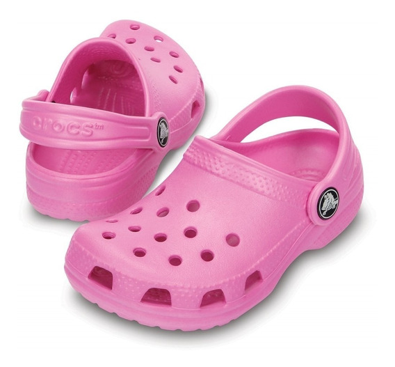 Crocs Classic Niños Party Pink