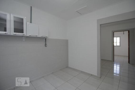 Apartamento Para Aluguel - Igará, 1 Quarto, 32 - 893116487