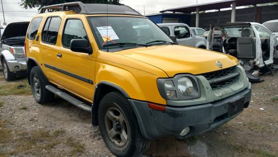 Nissan Xterra 2002 ( En Partes ) 2002 - 2004 Motor 3.3 4x4