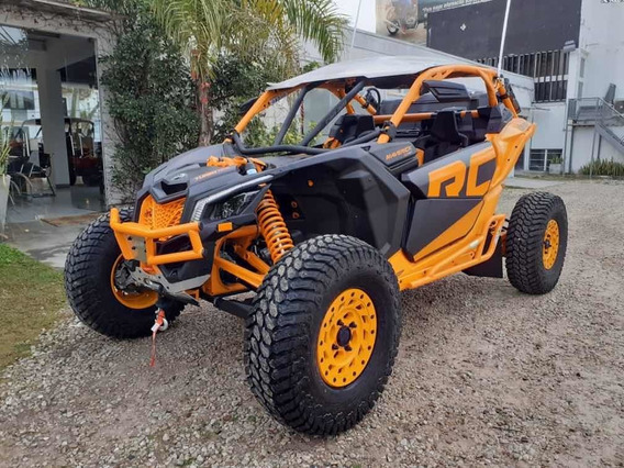 Utv Can Am X3 Rc Certificado 2020 Nuevo Con 230hp