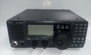 Rádio Icom Hf Ic-718 Frete Grátis Novo Sem Caixa
