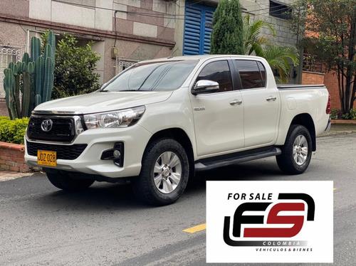 Toyota Hilux 2.8 4x4 Td