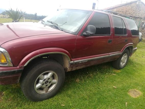 Chevrolet Blazer Blazer Automática 95