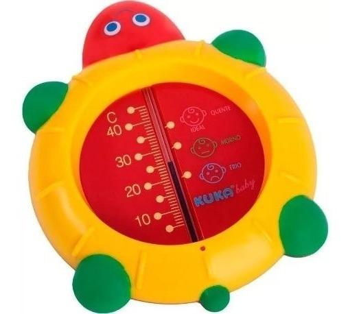 Termômetro Para Banho Bebê Tartaruga Kuka 7171 Ca33
