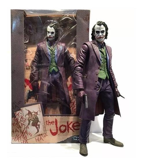 Coringa Heath Ledger Joker Batman - 18cm Neca - Prta Entrega