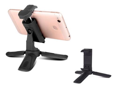 Imagem 1 de 9 de Suporte Celular Smartphone 360g Com Sapata ( Adaptador )