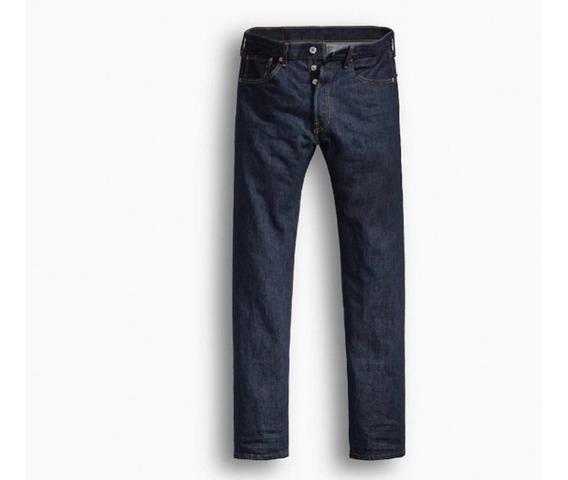 Pantalón Hombre Levis 501 Original Azul Stonewash 32 X 32