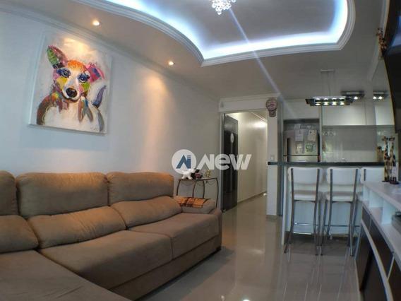 Casa Com 3 Dormitórios À Venda, 92 M² Por R$ 350.000 - Scharlau - São Leopoldo/rs - Ca2804