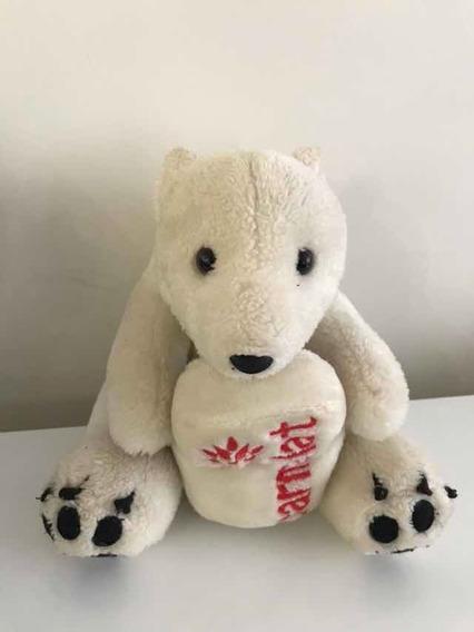 Pelúcia Parmalat Urso Polar