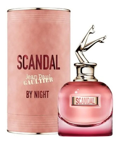 Scandal By Night Jean Paul Gaultier Eau De Parfum 50ml