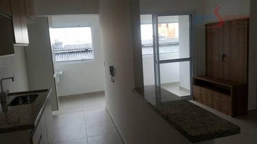 Imagem 1 de 23 de Apartamento Com 2 Dormitórios À Venda, 53 M² Por R$ 370.000,00 - Vila Prudente (zona Leste) - São Paulo/sp - Ap0844