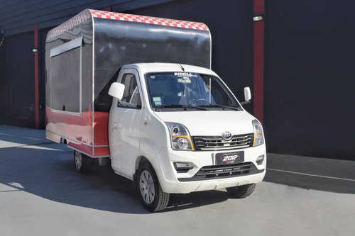 Lifan Foison Box 1.5 Foodtruck - Car Cash