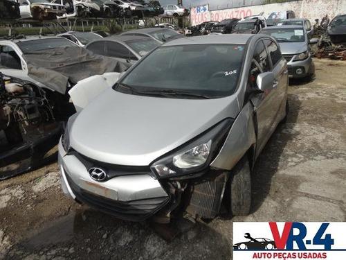 Imagem 1 de 8 de Hyundai Hb20 1.0 2014 Sucata Para Retirada De Peças